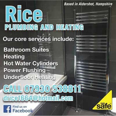 Rice Plumbing